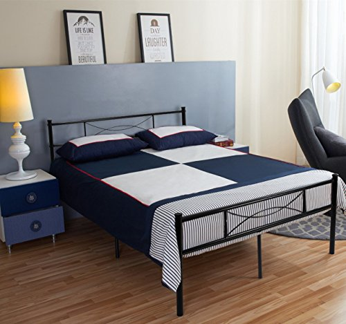Review SimLife Metal Bed Frame