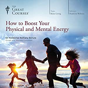 How to Boost Your Physical and Mental Energy Hörbuch