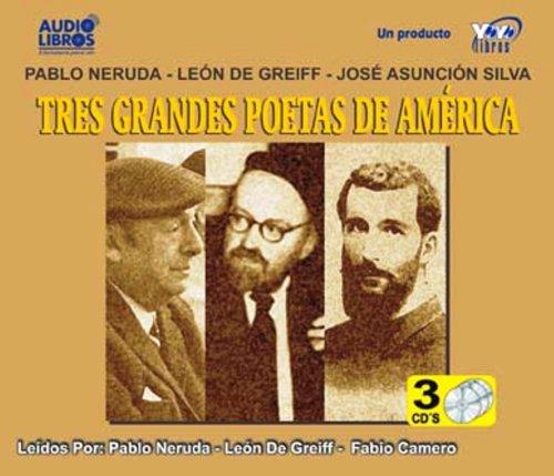 THREE GREAT POETS OF AMERICA (Spanish Edition)