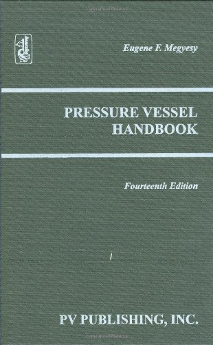 Pressure Vessel Handbook, 14th Edition