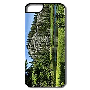 For Case HTC One M7 Cover Cases, Big Rock White/black Cases For IPhone 5