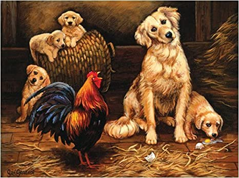 Gre Gerardi Guilty Parties Jigsaw Puzzle 1000pc by SunsOut