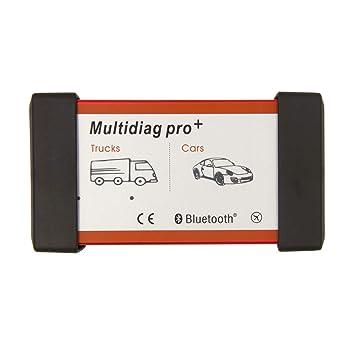 AIJICHE TCS CDP Pro Multidiag Pro + 2016 R1 2015 R3 escáner ...