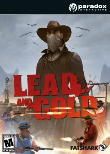 Lead and Gold: Gangs of the Wild West [Download]