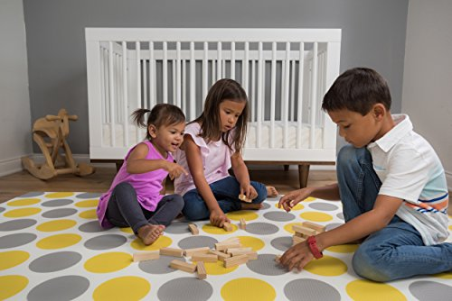 Baby Play Mat – For Babies, Toddlers and Kids – Protect Your Child With This Stylish Soft Play Rug – Attractive, Modern and Sophisticated Design – Tested to Rigorous Safety Standards by Tregolden (Image #6)