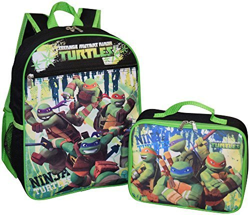 (TMNT Ninja Turtles Set Of Two 15
