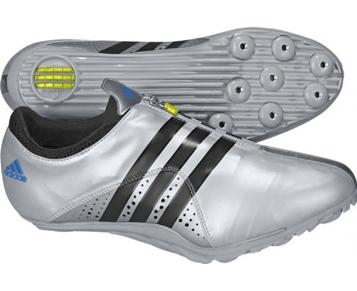 Adidas - Zapatillas de atletismo para hombre, color, talla 10.5 UK - multicolor