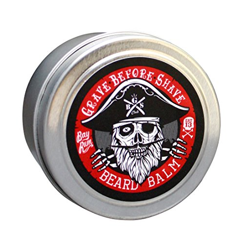 Grave Before ShaveTM Bay Rum Beard - Plus Cigar Sampler