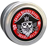 Grave Before Shave Bay Rum Beard Balm (2 oz.)