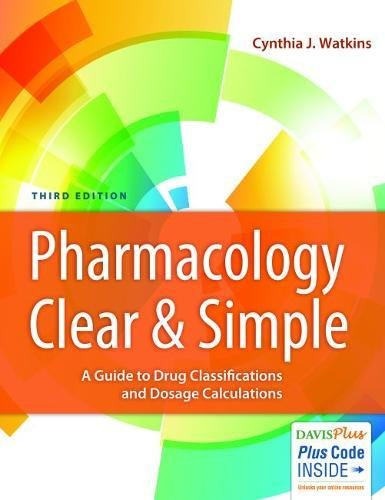 The 7 best pharmacology clear and simple for 2019