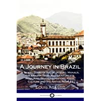 A Journey in Brazil: A Travel Diary of Rio de Janeiro, Manaus, the Amazon River and Rainforests, Featuring Brazilian History, Food, Culture and the Native Peoples