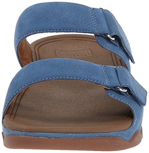 FitFlop Womens Goodstock Dress Sandal Devon Blue Nff8K