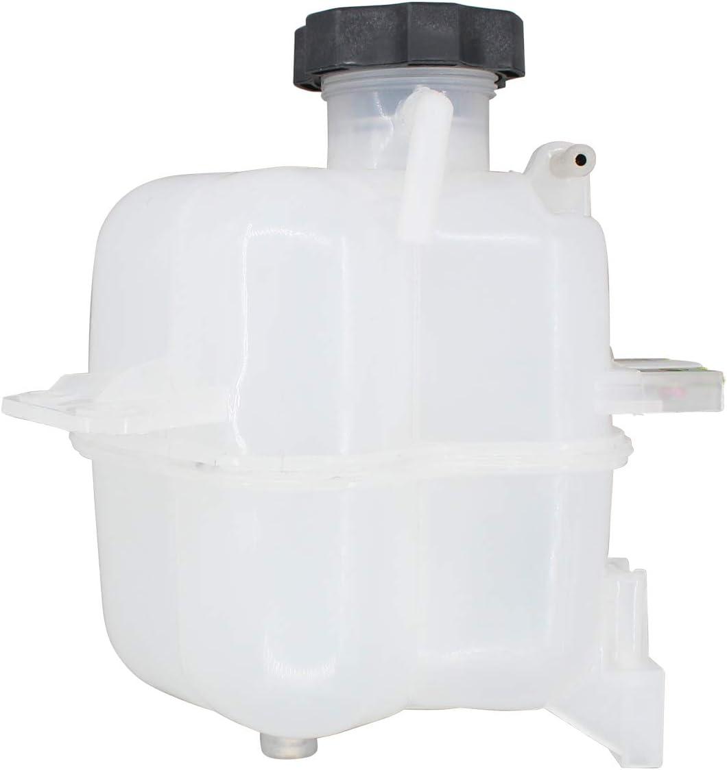NewYall Coolant Radiator Reservoir Tank Bottle with Cap