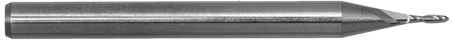 MMO Series Drill America 1//8 Carbide 4 Flute Single End End Mill