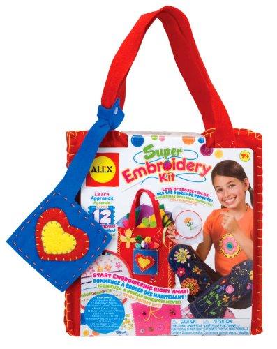 ALEX Toys Craft Super Embroidery Kit by ALEX Toys