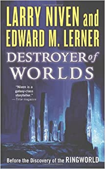 Book Destroyer of Worlds (Tor Science Fiction)