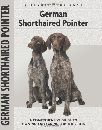 German Shorthaired Pointer (Comprehensive Owner's Guide) pdf