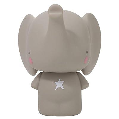 A LITTLE LOVELY COMPANY - Hucha: elefante gris - ALLC-MBELGR05: Juguetes y juegos