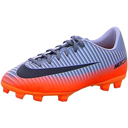 Buy Nike Jr. Mercurial Vortex iii Cr7 Fg 6Y Multicolour Football Shoes  Online at Low Prices in India - Amazon.in e5d8780d05