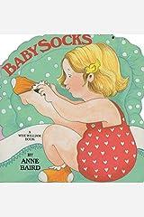 Baby Socks (Wee William Book) Board book