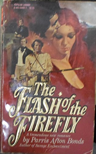 book cover of The Flash of the Firefly