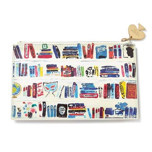 kate spade new york Pencil Pouch - Bella Bookshelf