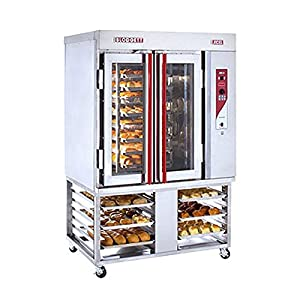 Blodgett XR8-GS/STAND Single Deck Gas Convection Oven