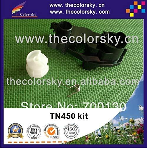 Printer Parts (ACC-TN450 KIT) Plastic Cover Plate end Cap kit for Brother TN-2280 TN-2260 TN-2230 TN-2235 TN-2275 TN-2090 TN-27J TN-11j ()