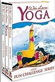 Wai Lana Yoga: Fun Challenge Series Tripack (3 DVD Set)
