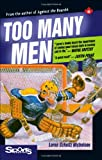 img - for Too Many Men (Lorimer Sports Stories) book / textbook / text book