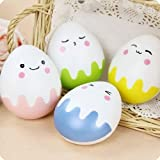 Cute Egg Shaped Contact Lens Case By AwesomeMall