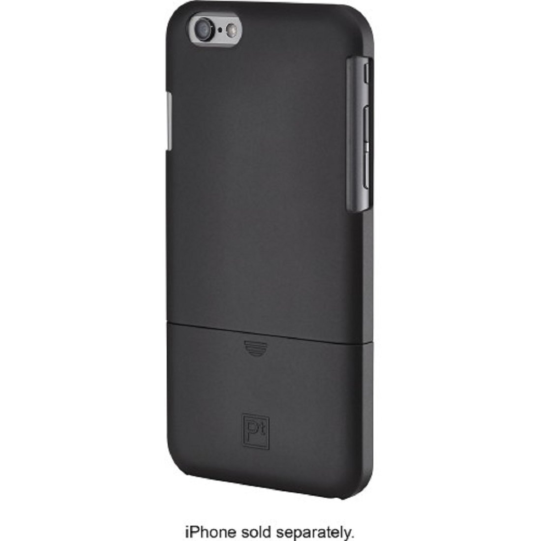 detailed look b06d8 6e329 Platinum - Protective Case and Holster for Apple® iPhone® 6 Plus - Black