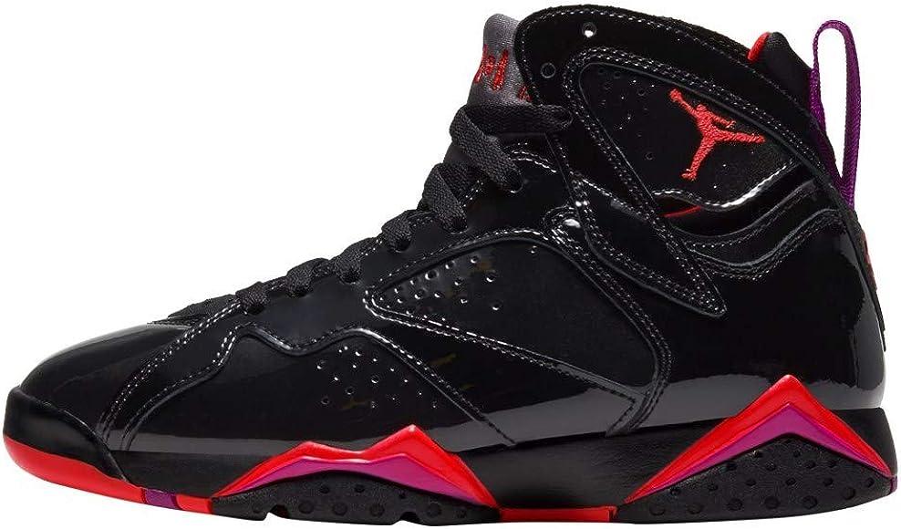 Nike Air Jordan 7 Black Patent Womens