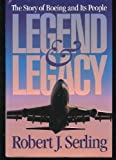 Legend and Legacy, Robert J. Serling, 031205890X
