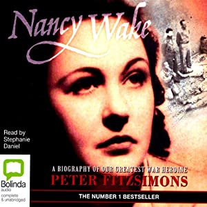 Nancy Wake Audiobook