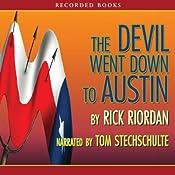 The Devil Went Down to Austin: A Tres Navarre Mystery, Book 4 | Rick Riordan