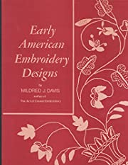 Early American Embroidery Designs –…