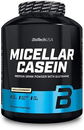 BioTechUSA Suplementos De Proteínas - Proteínas De Caseína 2200 g