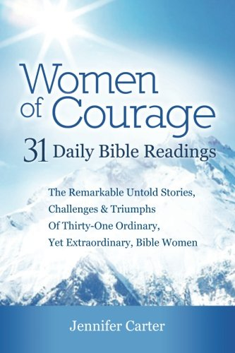 Women Courage Devotional Remarkable Extraordinary product image
