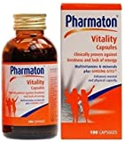 (2 Pack) - Pharmaton - Pharmaton Vitality | 100's | 2 PACK BUNDLE