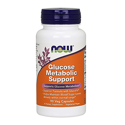 NOW Glucose Metabolic Support, 90 (Metabolic Advantage)