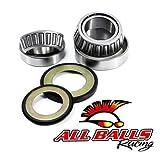 All Balls Steering Head Bearing Kit 2005-2009 Yamaha FJR1300AE / 22-1003