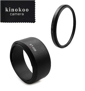 Amazon com : kinokoo 52mm UV Filter Camera Lens Accessories