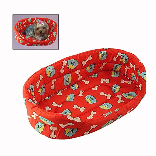 Amazon.com : Autumn Water Pet Bed Couch Lovely Comfortable Cat Dog Bed Cushion Pad Sofa Mat Indoor Puppy Large sizes dog beds cheap EQC659 : Pet Supplies