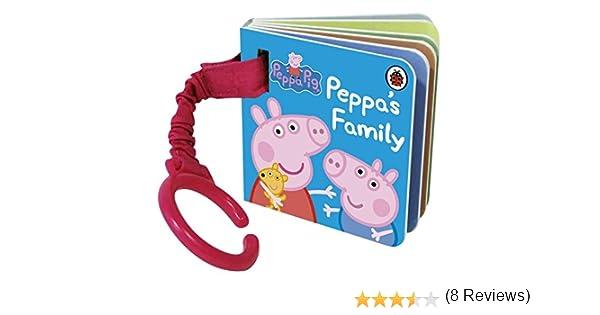 Peppa Pig: Peppas Family Buggy Book: Amazon.es: Ladybird: Libros en idiomas extranjeros