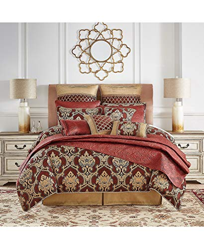 Croscill Gianna 4 Piece Queen Comforter Set ()