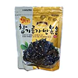 Fried Seaweed with Sesame Oil 50g x 2 Packs, Flake