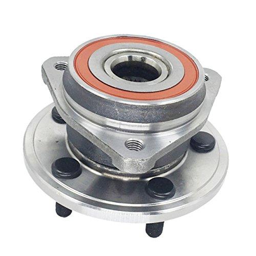 Unit Hub (SKP SK951015 Axle Bearing and Hub Assembly)