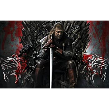 Amazon.com: Game Of Thrones Lengua Playmat: Toys & Games