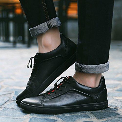 LHEU 5 39 Nero Uomo LH8010 Sneaker EU Minitoo Nero Up1wdHUn